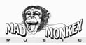 Mad Monkey Music Logo