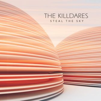 Steal The Sky CD Front Cover - The Killdares